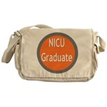 NICU grad Messenger Bag