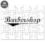 barbershop Puzzle
