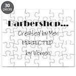 barbershop... Puzzle