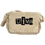 diva blocks-colors.png Messenger Bag