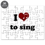 i heart to sing.png Puzzle