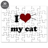 i heart my cat.png Puzzle