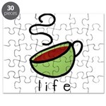 coffee is life.png Puzzle
