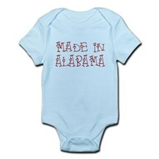 Made In Alabama Infant Bodysuit