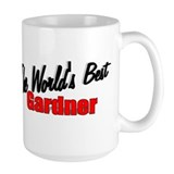 """The World's Best Gardner"" Mug"