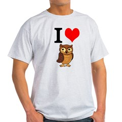 I_Heart_Opie Light T-Shirt