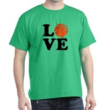 Basketball love T-Shirt