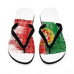 Portugal Flag Flip Flops