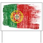 Portugal Flag Yard Sign