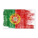 Portugal Flag 22x14 Wall Peel