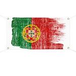 Portugal Flag Banner