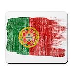Portugal Flag Mousepad