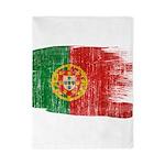 Portugal Flag Twin Duvet