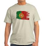 Portugal Flag Light T-Shirt