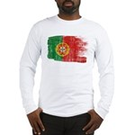 Portugal Flag Long Sleeve T-Shirt