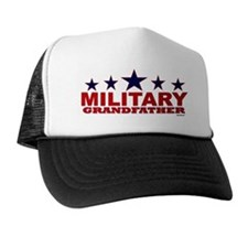 Military Grandfather Trucker Hat