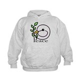 Peace Dove Hoodie