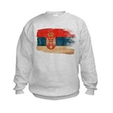 Serbia Flag Sweatshirt
