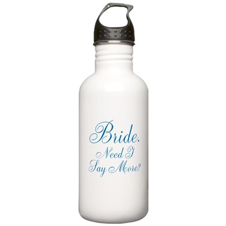 Bridal Authority Stainless Water Bottle 1.0L