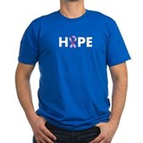 Purple Ribbon Hope T