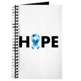 Blue Ribbon Hope Journal