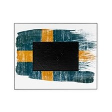 Sweden Flag Picture Frame