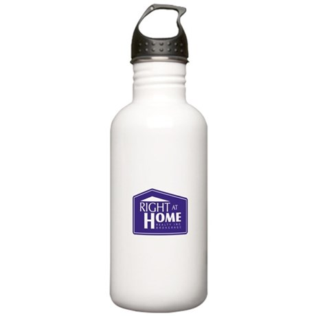 RAH Company Logo Stainless Water Bottle 1.0L