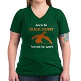 Born to duck hunt Shirt