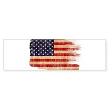 United States Flag Bumper Sticker