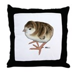 Bourbon Red Poult Throw Pillow