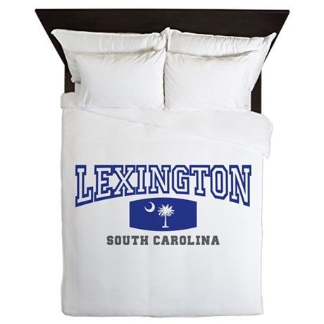 Lexington South Carolina, SC, Palmetto State Flag
