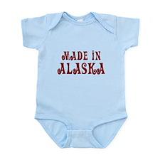 Made In Alaska Infant Bodysuit