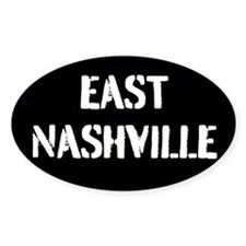 East Nashville Decal
