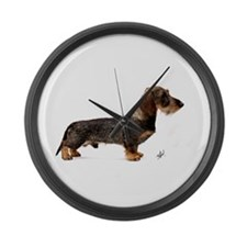 Miniature Wire Haired Dachshund 9Y817D-046 Large W