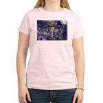 Indiana Flag Women's Light T-Shirt