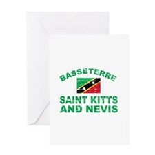 Basseterre Saint Kitts and Nevis designs Greeting