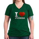 I love Jolene Shirt