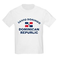 Santo Domingo Dominican Republic designs T-Shirt