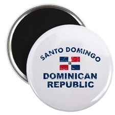 Santo Domingo Dominican Republic designs Magnet