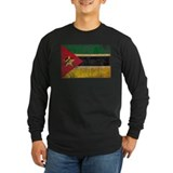 Mozambique Flag T