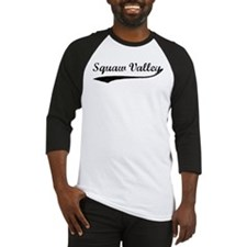 Squaw Valley - Vintage Baseball Jersey