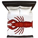 Crawfish King Duvet
