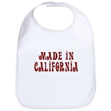 Made In California Bib