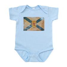 Nova Scotia Flag Infant Bodysuit