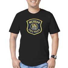 Cute Police officer state T