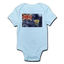 Saint Helena Flag Infant Bodysuit