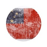 "Samoa Flag 3.5"" Button (100 pack)"