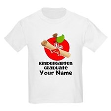 Personalized Kindergarten Graduate T-Shirt