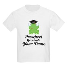 Personalized Preschool Graduate T-Shirt