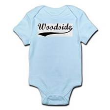 Woodside - Vintage Infant Creeper
